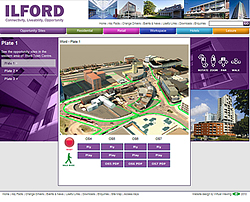 The Invest Ilford Website