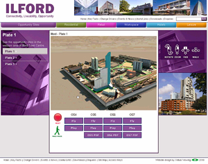 The Ilford Blueprint website